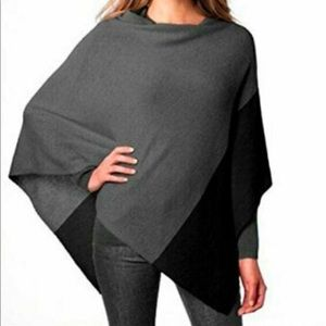 NEW Celeste Ladies Cashmere Wool Blend Poncho